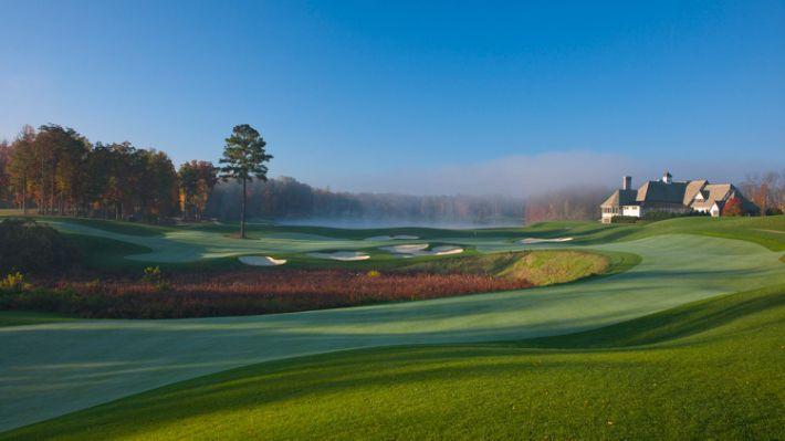 Kinloch Golf Club, Virginia
