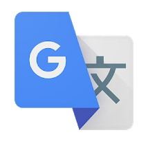 Google Translate travel apps