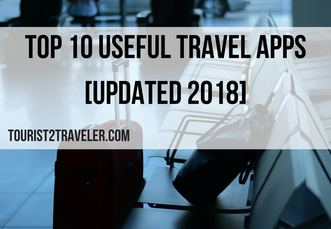 Top 10 Useful Travel Apps