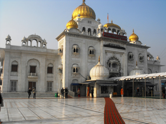 The Sikh Gurdwara