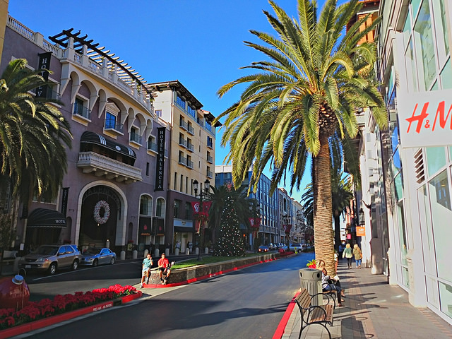 Shop at Santana Row