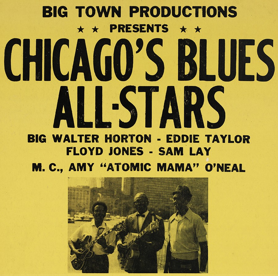 Chicago's blues all stars