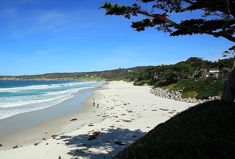 Carmel Beach – Best California Beach