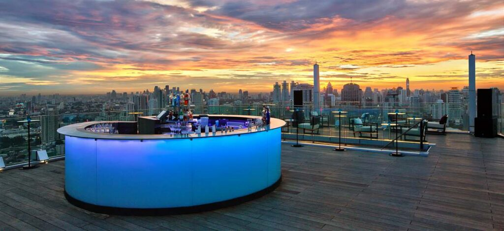 Octave Rooftop Lounge