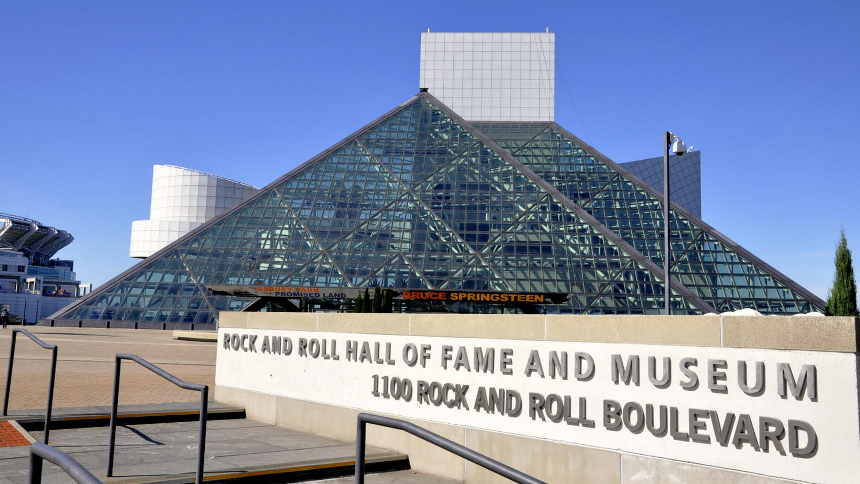 Cleveland rock and roll hall of fame