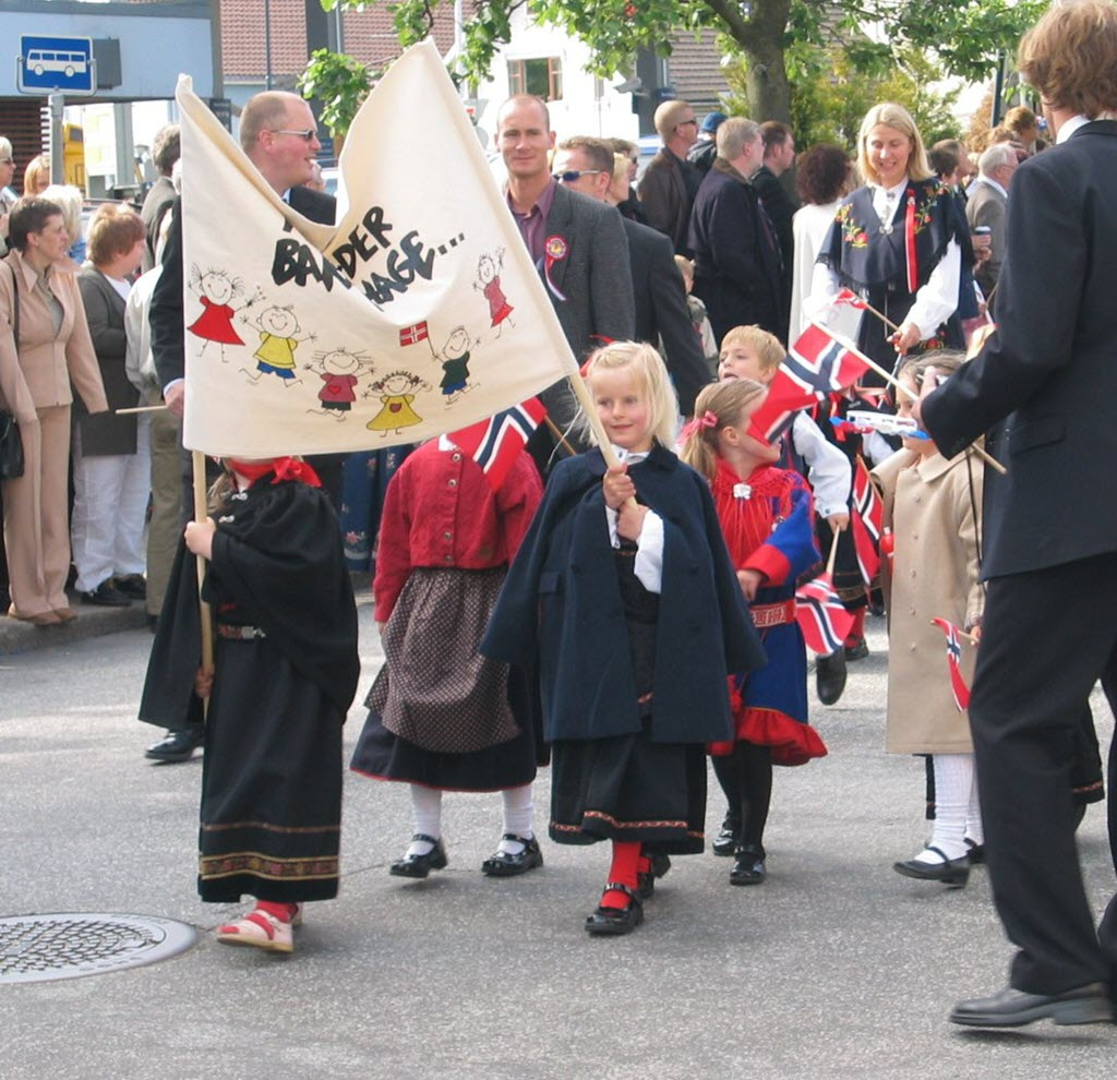 children in norway
