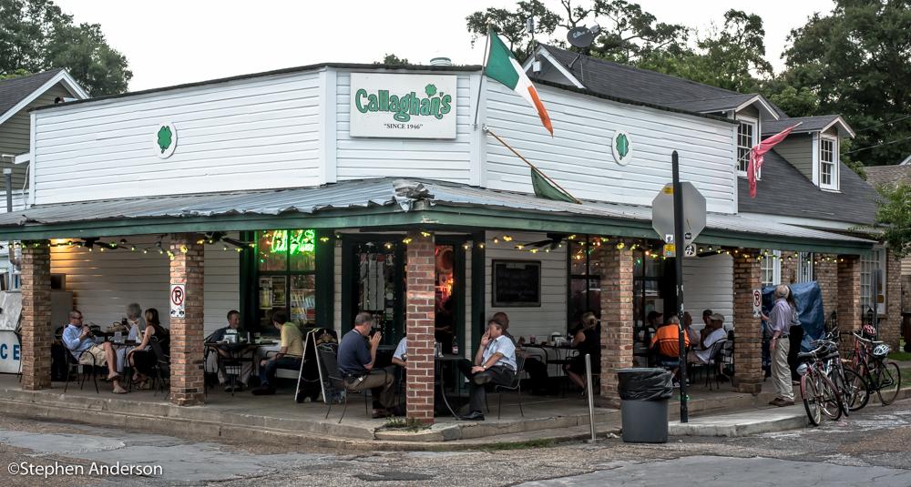 Callaghan's club in Alabama