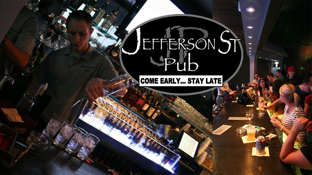 Jefferson street pub in Louisiana