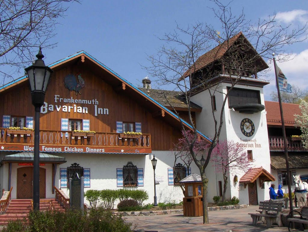 Bavarian inn in Michigan